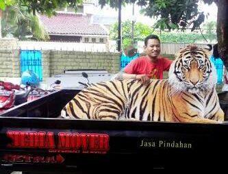 Pemindahan PT Nutricia Region Indonesia